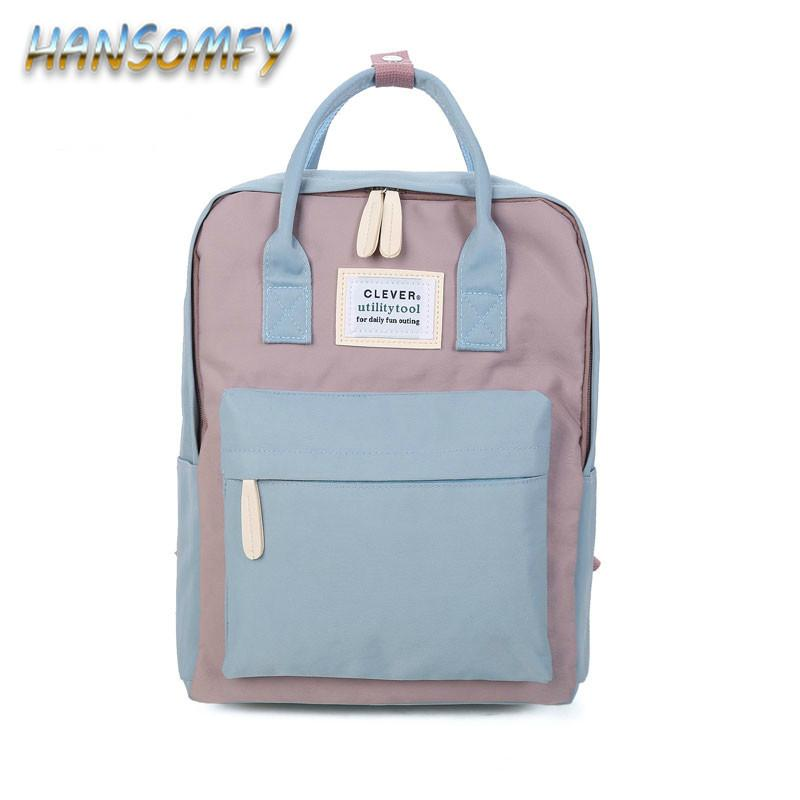 Multifunction Women Backpack Youth Korean Style Shoulder Bag Laptop  Backpack Schoolbags For Teenager Girls Boys Travel YA 30 Mens Backpacks  Swiss Army ... 776527d69a29f