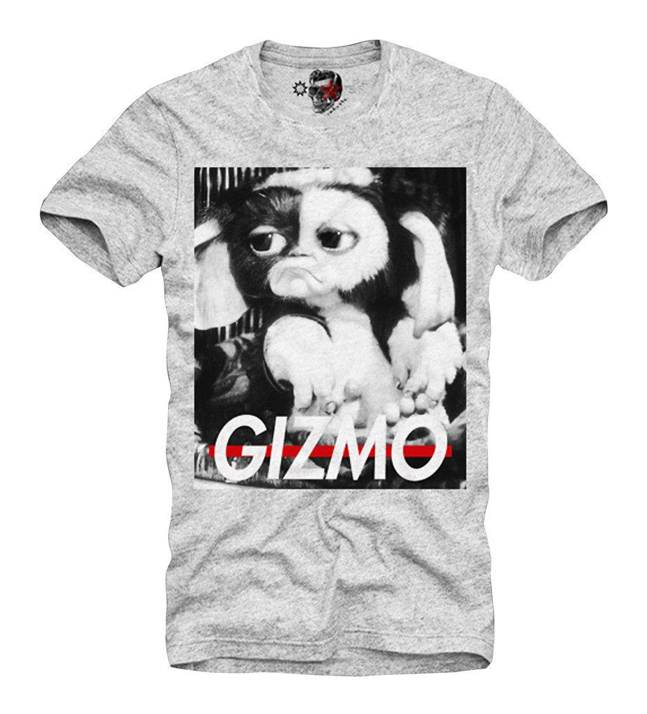 E1syndicate T Shirt Gizmo Gremlins Exorcist Jaws Dawn Of The Dead