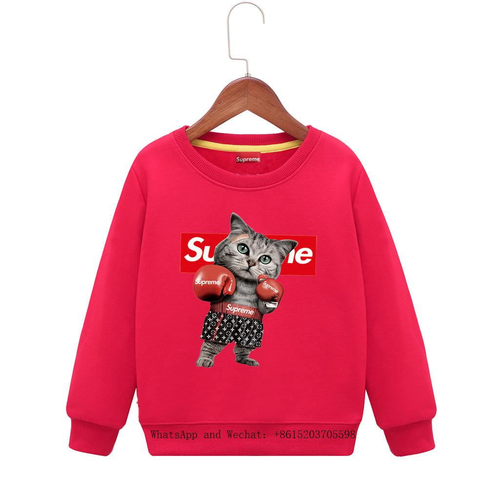 2019 Korean Edition Cartoon Stripe Children Sweater Long Sleeves Easy Male  Girl Colors Boys Hoodie Baby Coats Jackets Clothing Kids Hoodie Kids  Clothing ... a1ab170aa