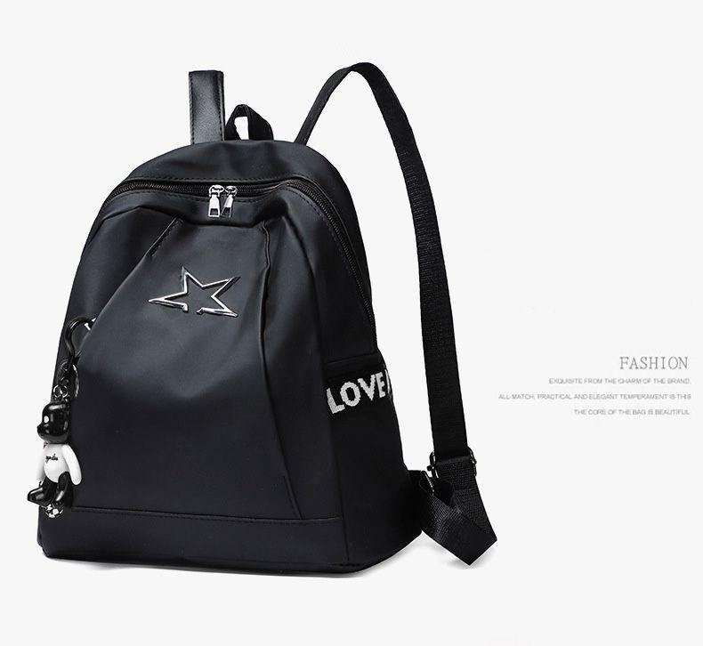 2c3eb55e16f Brand Designer Hot High Quality Backpack Luxury Handbag Ladies Fashion  Backpack Travel Bag Wallet Free Shopping Backpack Brands Rucksack Backpack  From ...