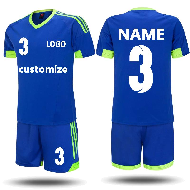 2e3c5f6437d 2019 2019 New Kids Soccer Sets Jersey Uniforms Men Football Jersey Training  Sport Team Game Soccer Jersey Set Breathable Short Sleeve Kits From  Jerseys222, ...