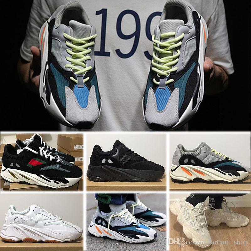 Adidas Yeezy Boost 350 500 700 Static 2019 Zapatos De Diseño Kanye West 700  Calzado Casual Hombre Mujer Zapatillas 700 Zapatillas De Deporte Zapatillas  Para ... 48d85cf3a4e3