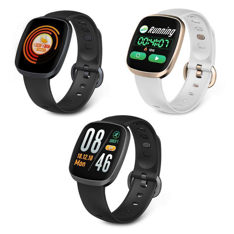 88a6a098411c GT103 Reloj inteligente Monitor de ritmo cardíaco Control de rastreador de  fitness Música Reloj deportivo Pantalla táctil táctil para Android IOS