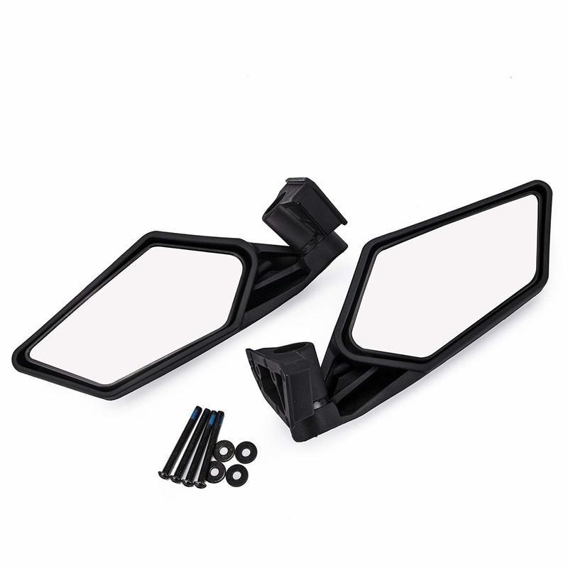 Utv Rear View Mirror >> Utv Heavy Duty Rear View Mirror For Utv Polaris Rzr Can Am Maverick