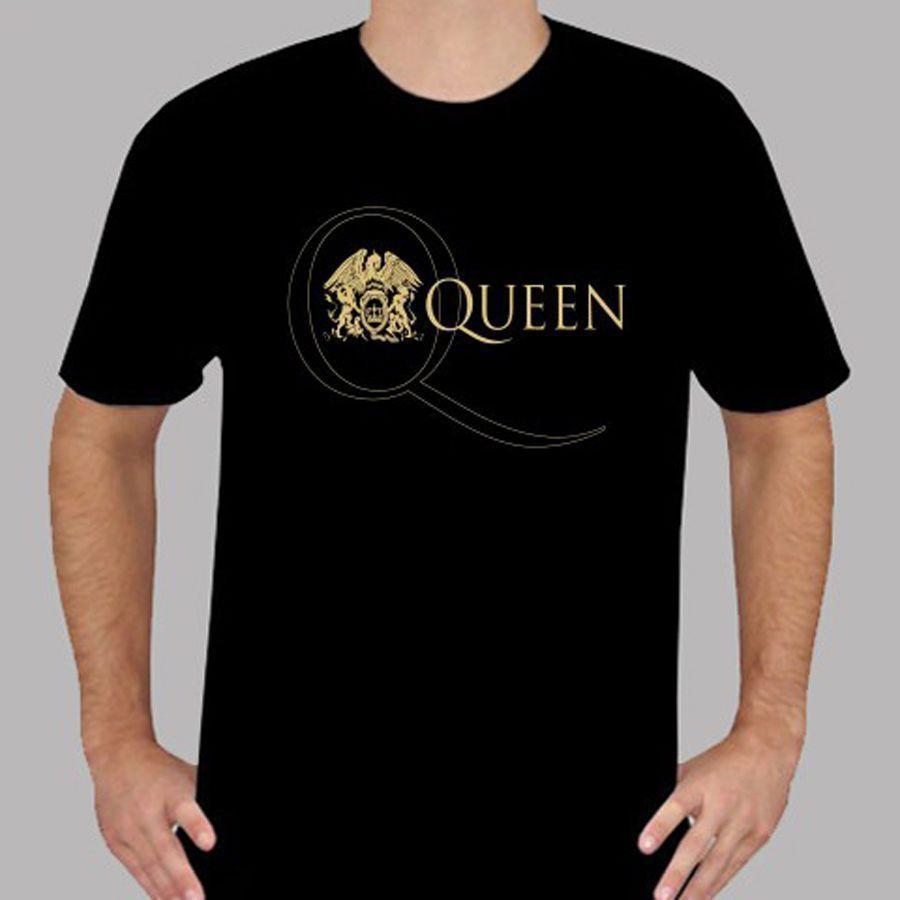 Queen Logo Rock Band Legend T Shirt Unisex Casual Tshirt Top Designable T  Shirts Buy Funny Shirts From Culturepress 0ea12395d61c