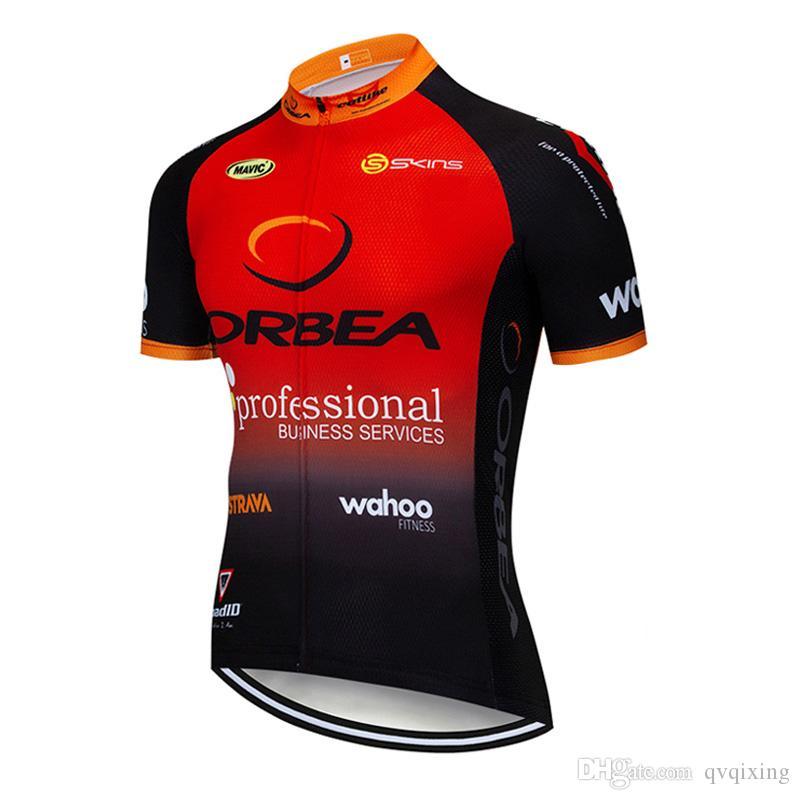 Acquista Ropa Ciclismo 2019 Men Orbea Cycling Jersey Abbigliamento MTB Bike  Estate Quick Dry Racing T Shirt Da Ciclismo Sportswear Manica Corta 122510Y  A ... a6e36c02d