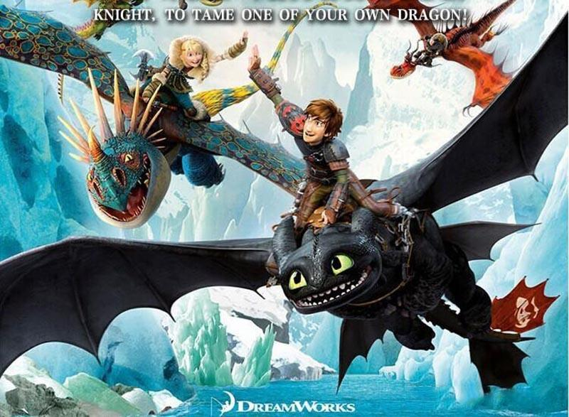 Toothless Dragon How to Train Your Dragon 2 PVC Action Figures Toy New Cartoon Movie Light Fury Black Doll Christmas Gift kids toys