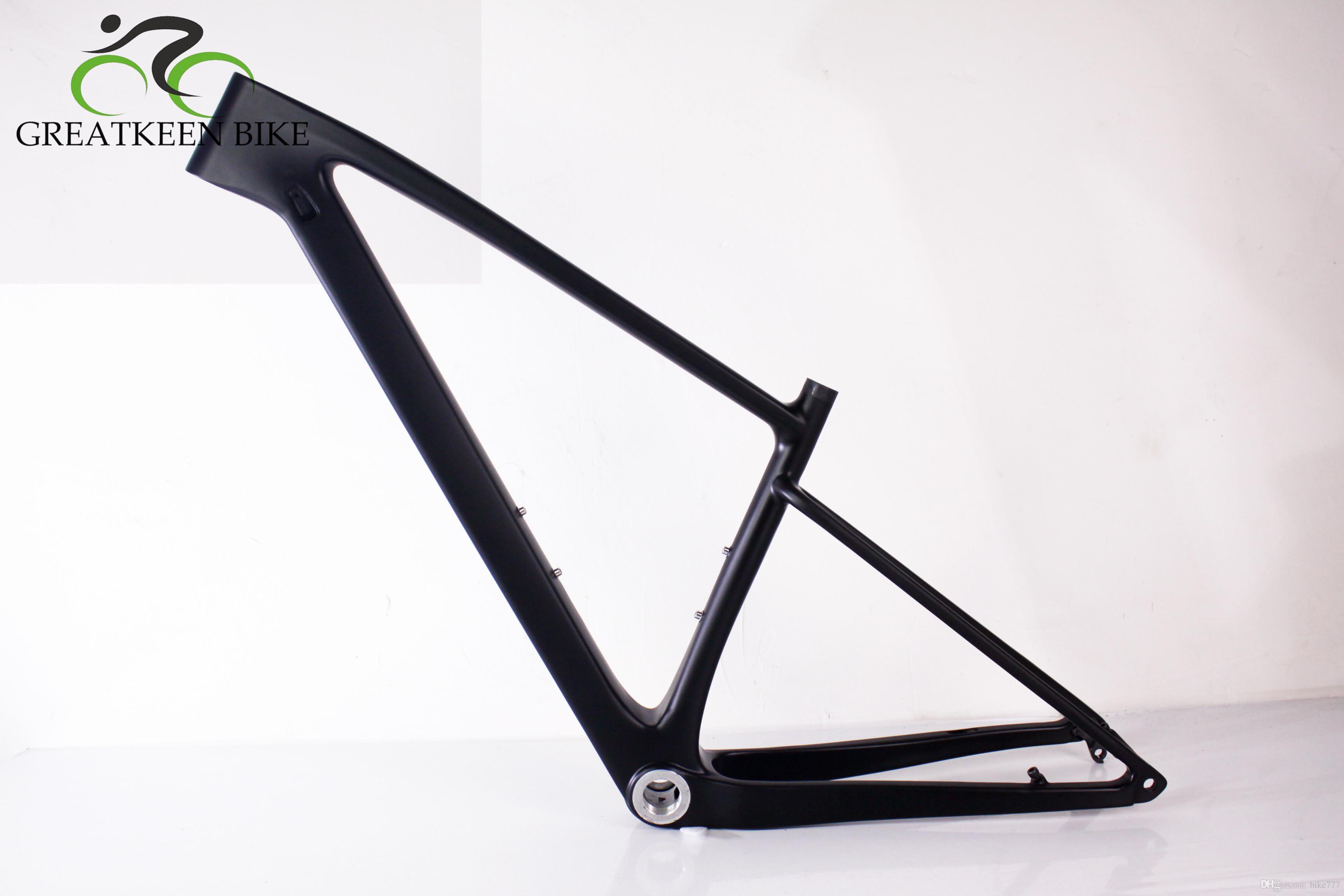 Carbon Fiber Bike Frame >> 2019 Hot Sale Greateenbike Mtb05 T1000 Ud 29er Carbon Mountain Bike