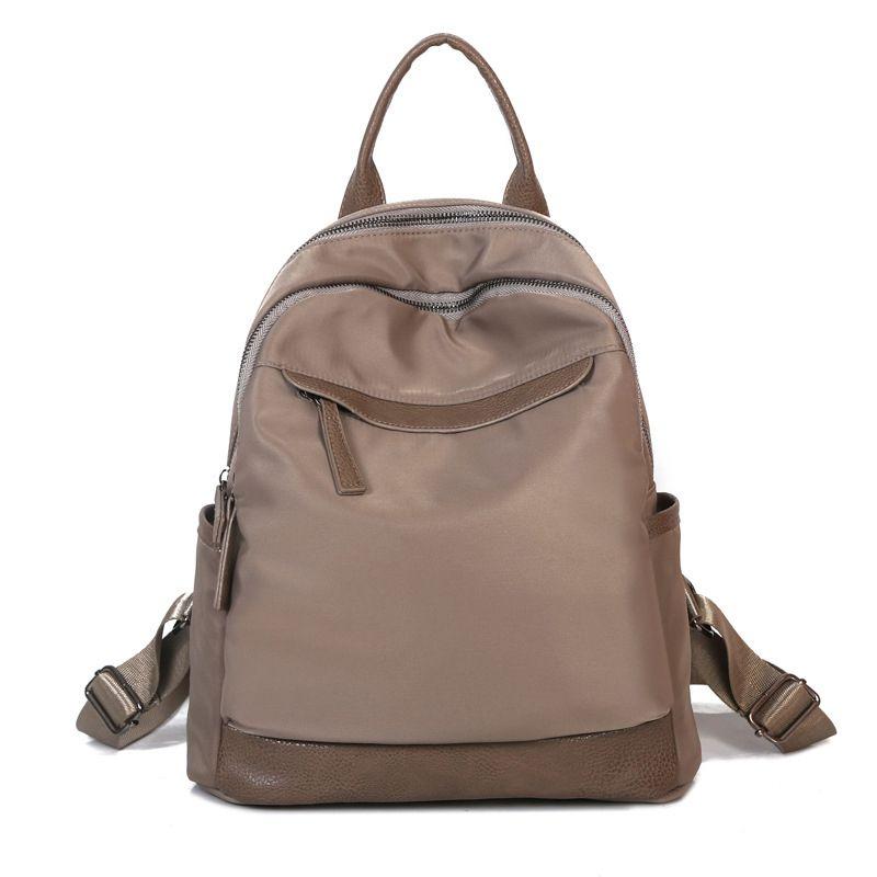 a2c380ce50a9 New elegant oxford cloth backpack lady sweet backpack lady jpg 800x800 Cloth  backpacks