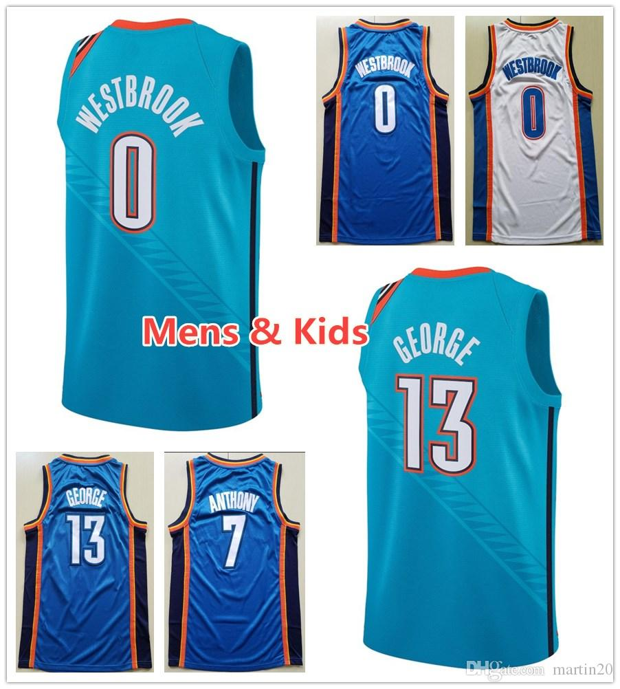 online retailer 761b9 47ad7 low cost russell westbrook jersey youth large 1945f 296c3