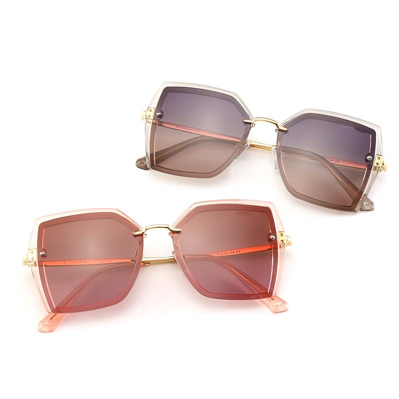e88f9bce4437 Sunglasses brand designer polarized light sunglasses for women accessories  black frame glasses 8613
