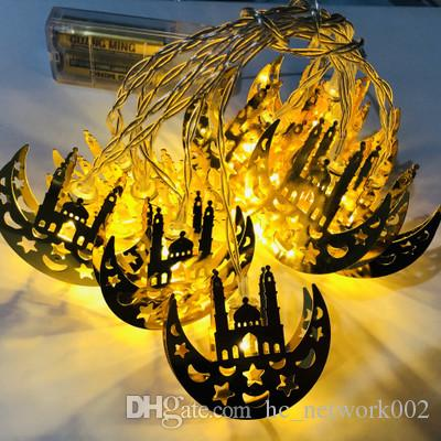 competitive price c9c58 54562 Musulmano Eid Ramadan al-Fitr LED illuminano la decorazione di festival del  pendente della decorazione di festival di ramadan del palazzo della ...
