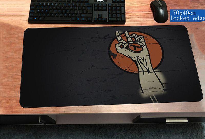 Acheter demi vie tapis de souris gamer bureau mm tapis de