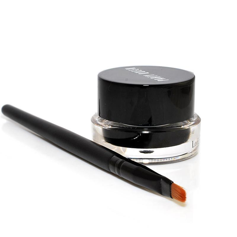 Party Queen Glamour Eyes Long-wear Gel Eyeliner Waterproof Smudge-proof Eye Liner Long Lasting Drama Liners Make up Store