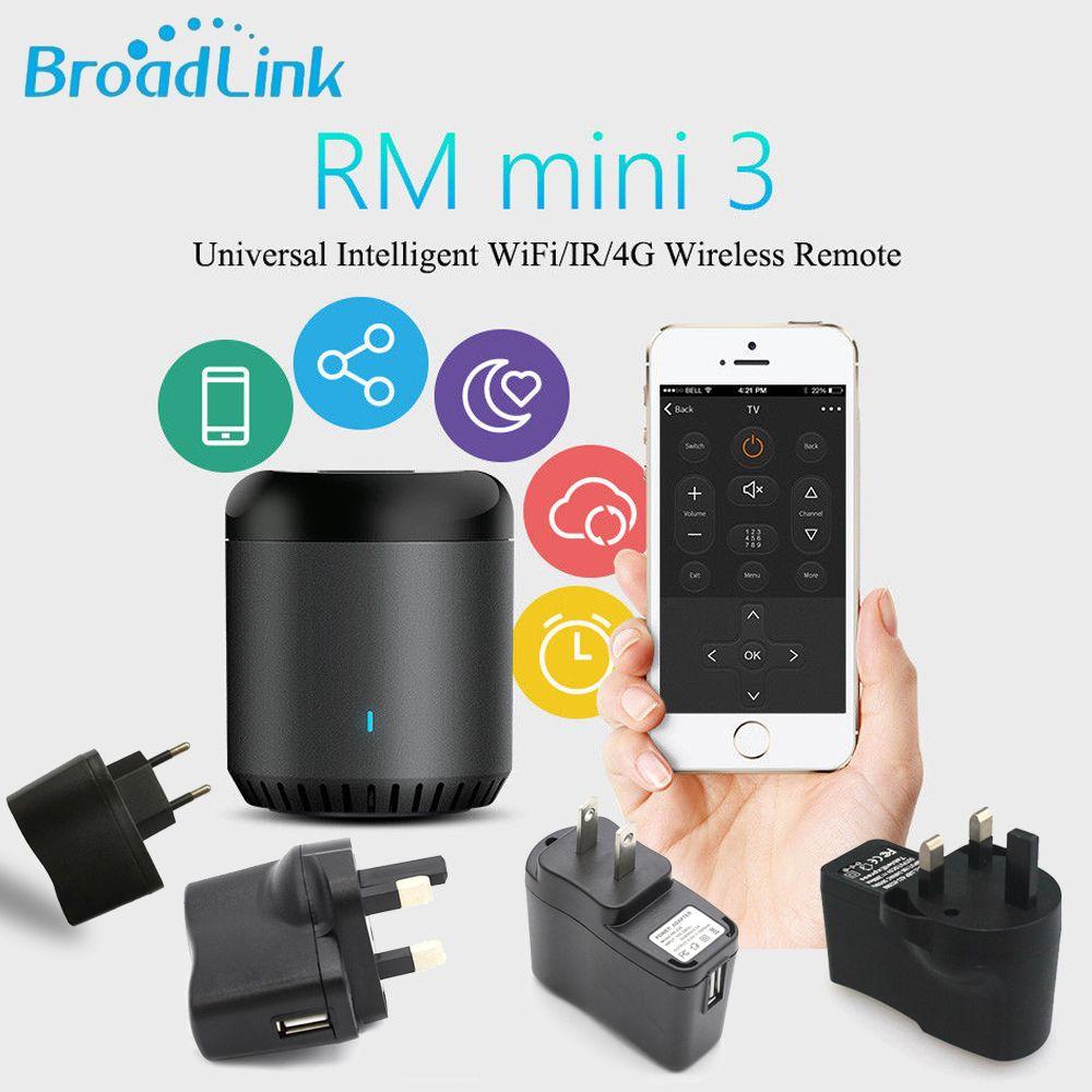 Broadlink Smart Home Original Rmmini3 Wifiir4g Remote Control Au