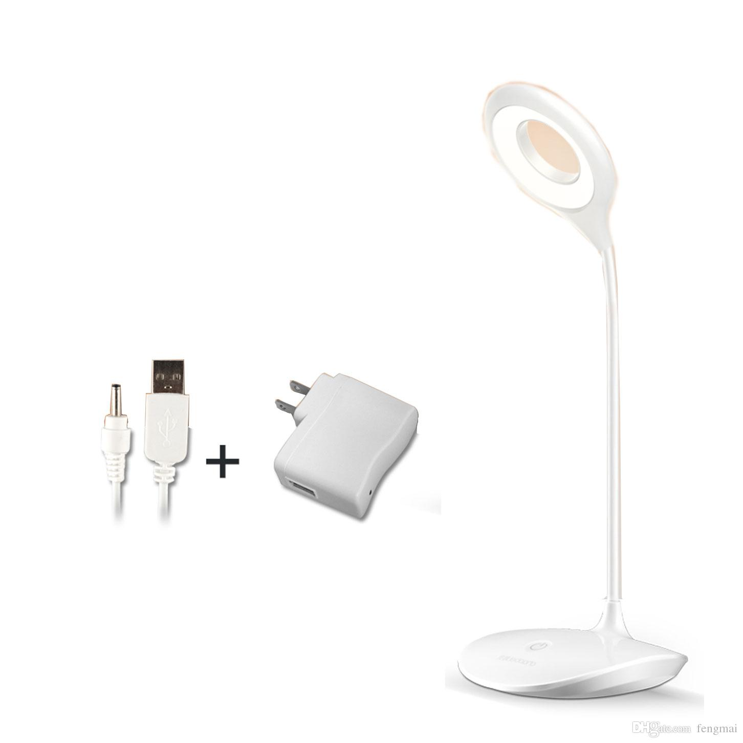 Bureau Chaud Led À Lampe Table FlexibleLecture De ChevetLa MaisonBlanc FT1JlKc3