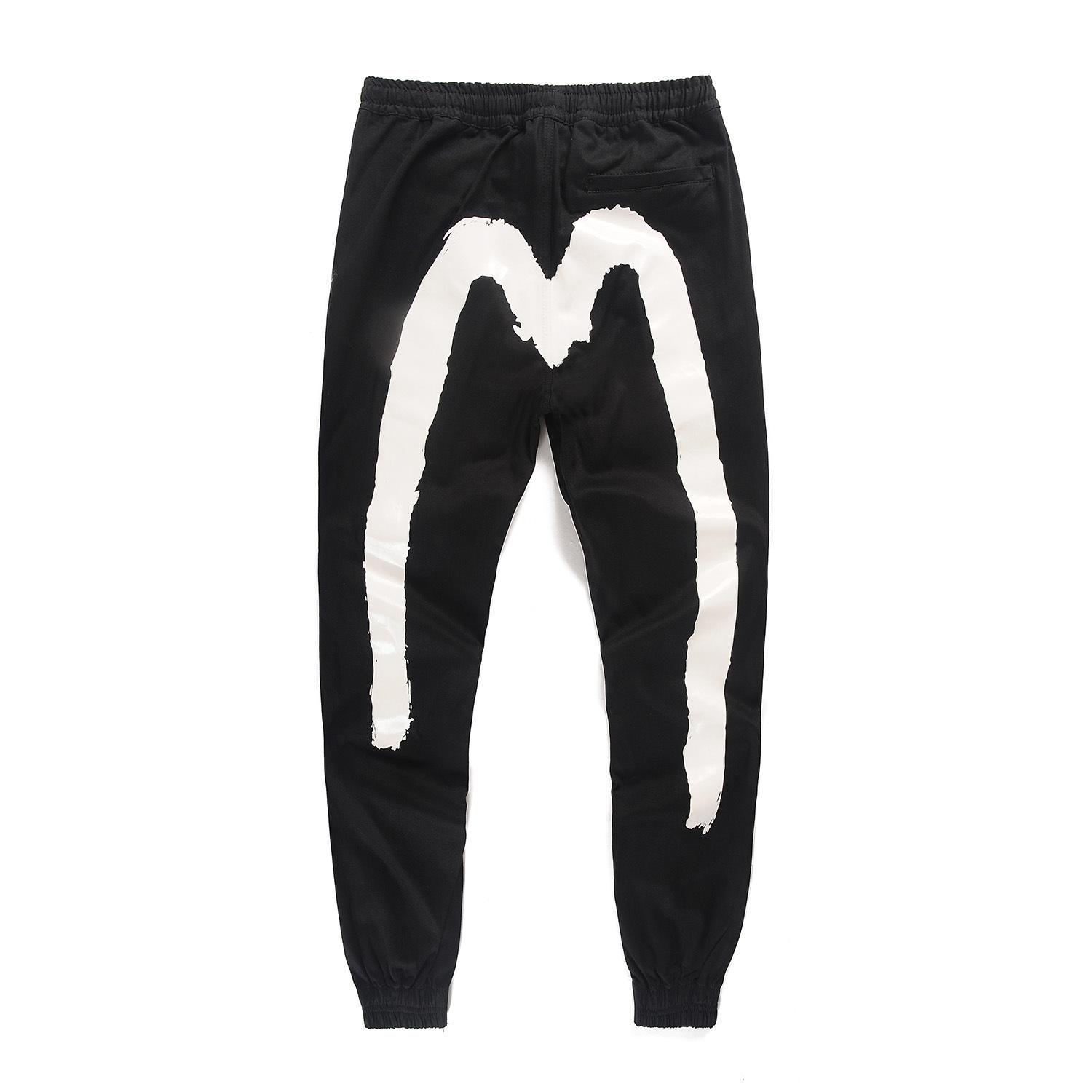207c2bbdf7b526 2019 2019 Mens Joggers Casual Pants Fitness Sportswear Tracksuit Bottoms  Skinny Sweatpants Long Trousers Black Track Pants Slim Size S 2XL From  M1193503412, ...