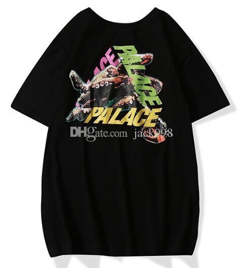 Neue Marke Gosha Rubchinskiy T Shirt Männer Print Krake Kurzarm Männer Frauen Liebhaber T Shirts Mode 100% Baumwolle Ich fühle mich wie T Shirts