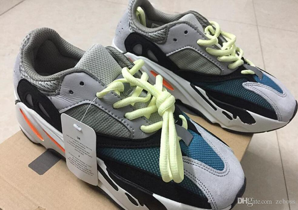 0c844d755 Cheap 2019 Newest Kanye West Discount 700 Best Quality Men Women Classic Running  Shoes With Wave Runner 700 Sports Shoes Fashion Sneaker