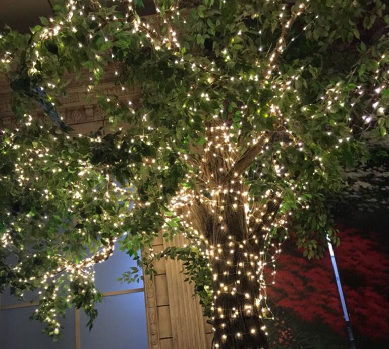 2019 10 De Fair À Décoration Lumière Maison Leds M La Fil Lampe Led 100 Noël D'argent Lumineuse Carland Guirlande Fête 3lFuJT1Kc