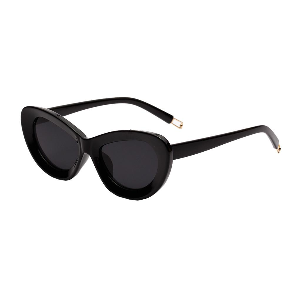 2ebf09bf54 Compre Mujeres Cateye Gafas De Sol Polarizadas Hombres Controlador Vintage  Retro Marco Transparente Gafas Moda Clásico SunGlasses 2019 A $35.7 Del ...