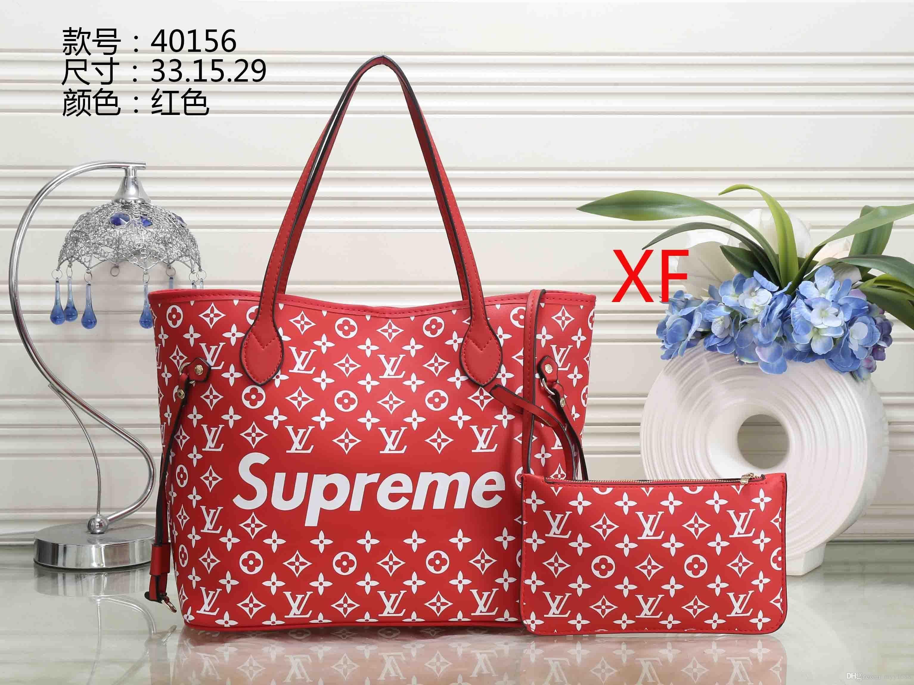 b0c9cdb99cb 2019 NEW styles Fashion Bags Ladies handbags designer bags women tote bag  Single shoulder bag backpack wallet Free shipping 5255