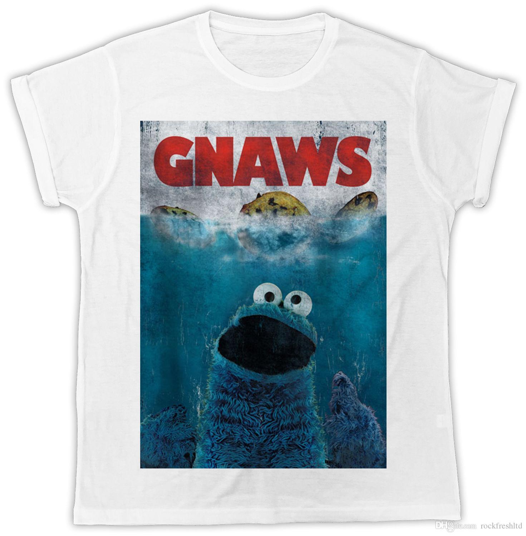 f5a2f4c4d55 FUNNY SESAME STREET COOKIE MONSTER BIRTHDAY PRESENT GIFT SHORT SLEEVE TSHIRT  Buy Tshirt Political Shirts From Rockfreshltd