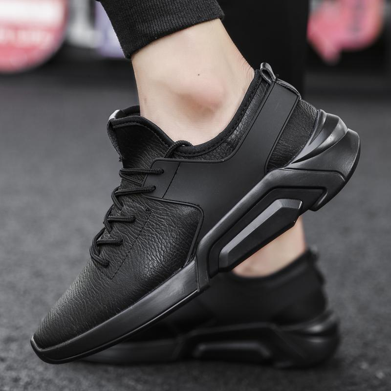 2e9f2b129 Sneakers Men Walk Casual Shoes for Summer Sport Shoes Man Sneakers with PU  Surface Fashion Outdoor Footwear for Male Men s Casual Shoes Cheap Men s  Casual ...