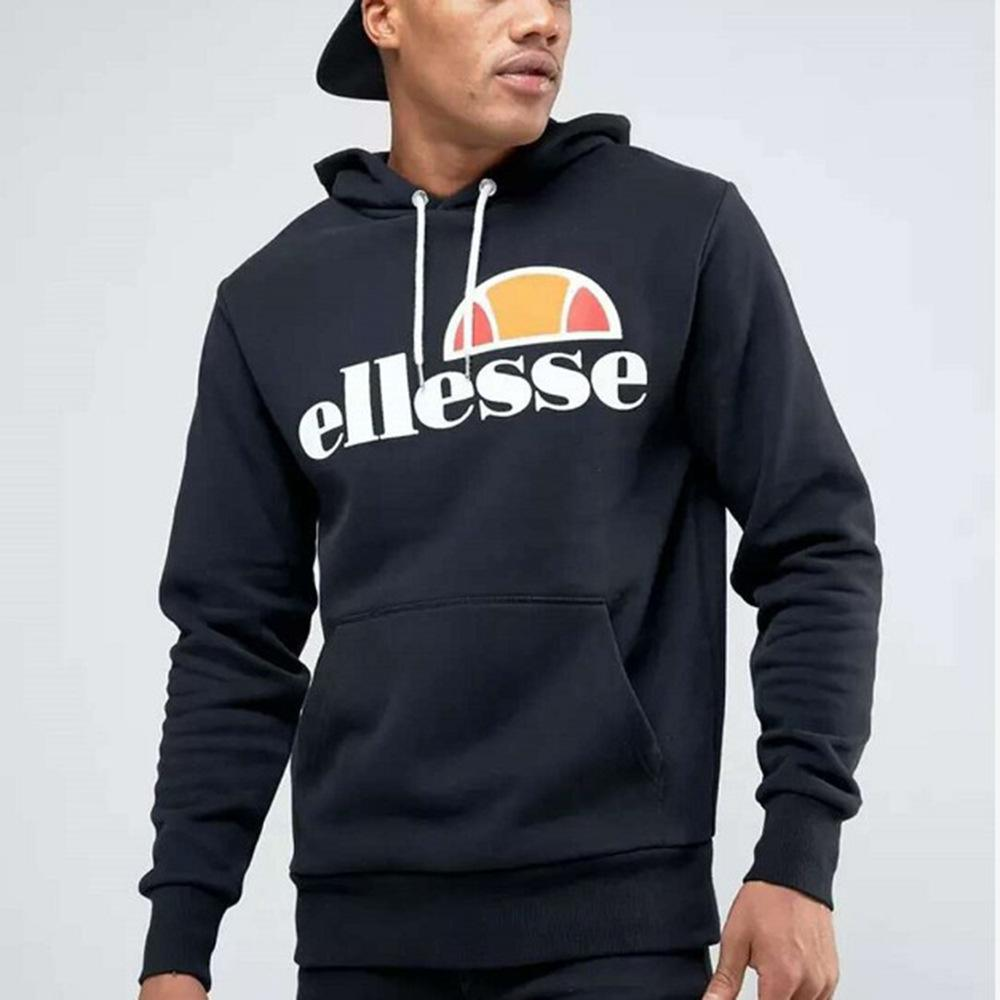46e2a8a492 Designer Ellesse Hoodie For Men Luxury Brand Hoodies Women Sweatershirt  With Letters Printed Long Sleeve Sportwear Coats Clothing