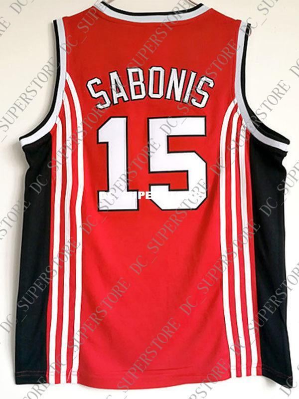 355f90985 2019 Cheap Wholesale Arvydas Sabonis Jersey #15 CCCP Team Russia Sewn Jersey  Customize Any Name Number MEN WOMEN YOUTH Basketball Jersey From  Dc_superstore, ...