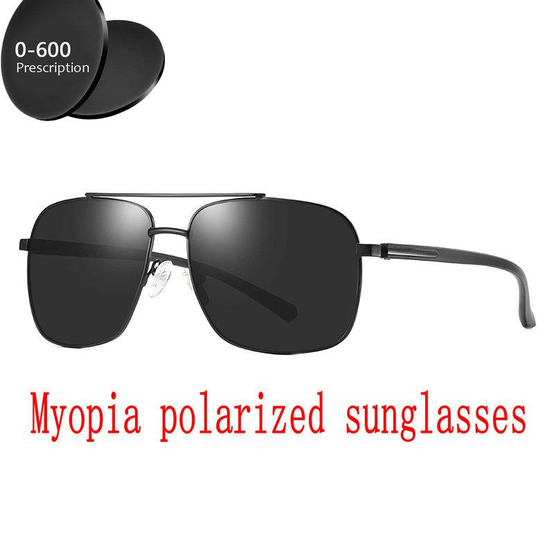 07620b5216 Men Polarized Sunglasses Lenses Mirror Driving Polarization Optical Lens  Thin Top Quality Myopia Square Polarized Sunglasses FML Oversized Sunglasses  Best ...