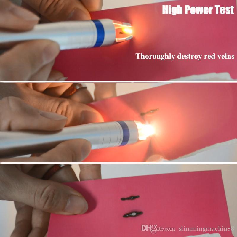 Pająk Dioda Laserowa 980 Maszyna do usuwania naczyń Sun Spot Usuwanie Czerwone naczynia krwionośne Usuwanie Laser Uroda Maszyna Bezpłatna Wysyłka