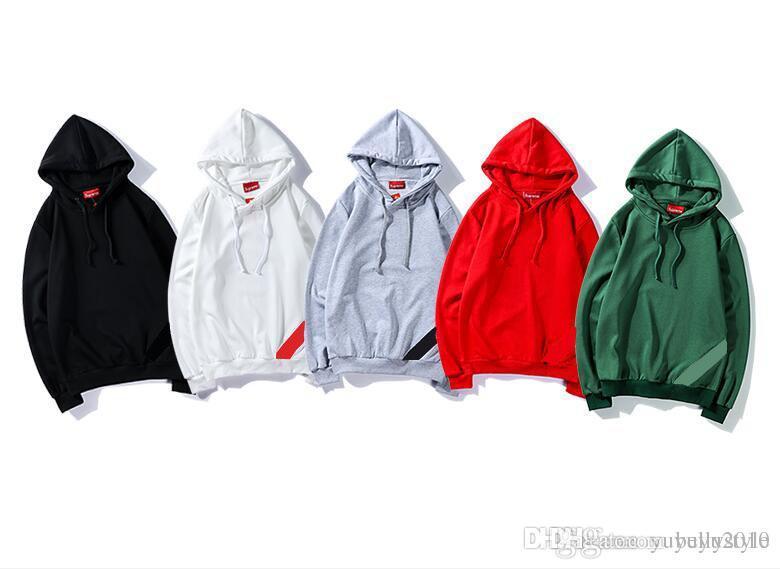 0ea88794497 2018 Hot Sale Mens Designer T Shirts SU-REME Mens Hoodies Fashion ...