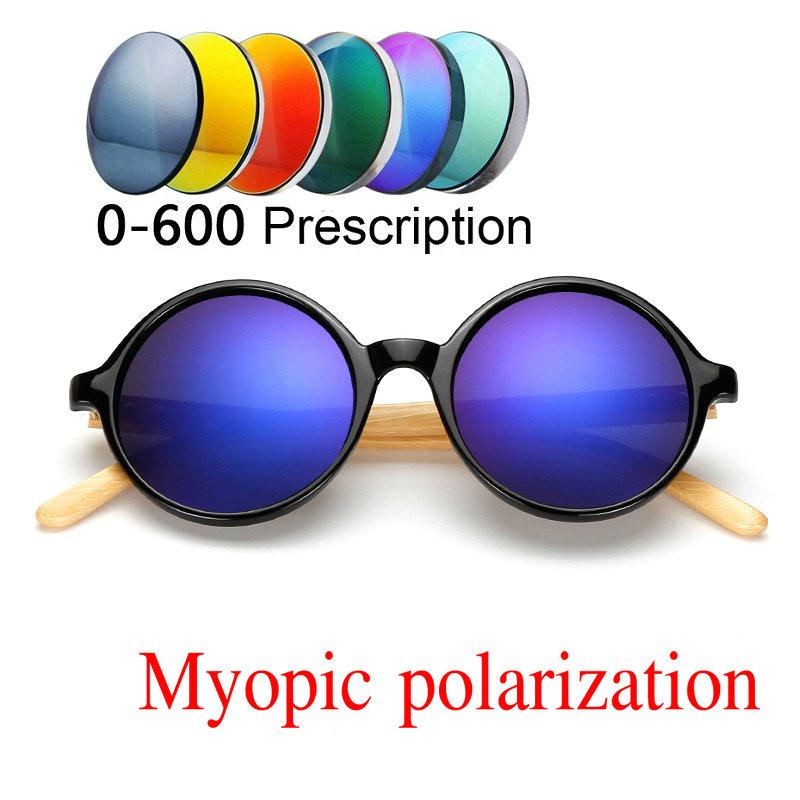 f660445c48 Finished Myopia Sunglasses Men Women Nearsighted Glasses Brand ...