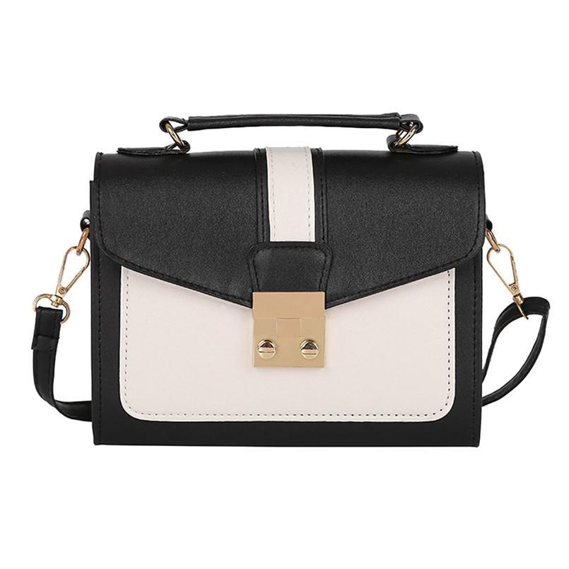 b0ccacd23325 WINWIN 2018 Summer Fashion Women Bag Leather Handbags PU Shoulder Bag Small  Flap Cross Body Bags For Women Messenger Bags  A Ladies Handbags Leather ...