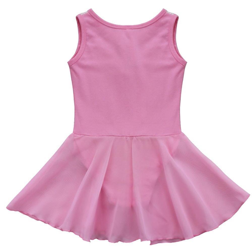 f5f0c35ab88b 2019 Ballet Dance Skirt IEFiEL Pink Kids Girls Princess Dresses Tutu ...