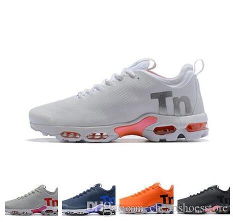 nike TN plus air max airmax Günstige Herren Mercurial Plus Tn Ultra SE Schwarz Weiß Orange Desinger Laufschuhe Damen HerrenTrainers Sport Sneakers