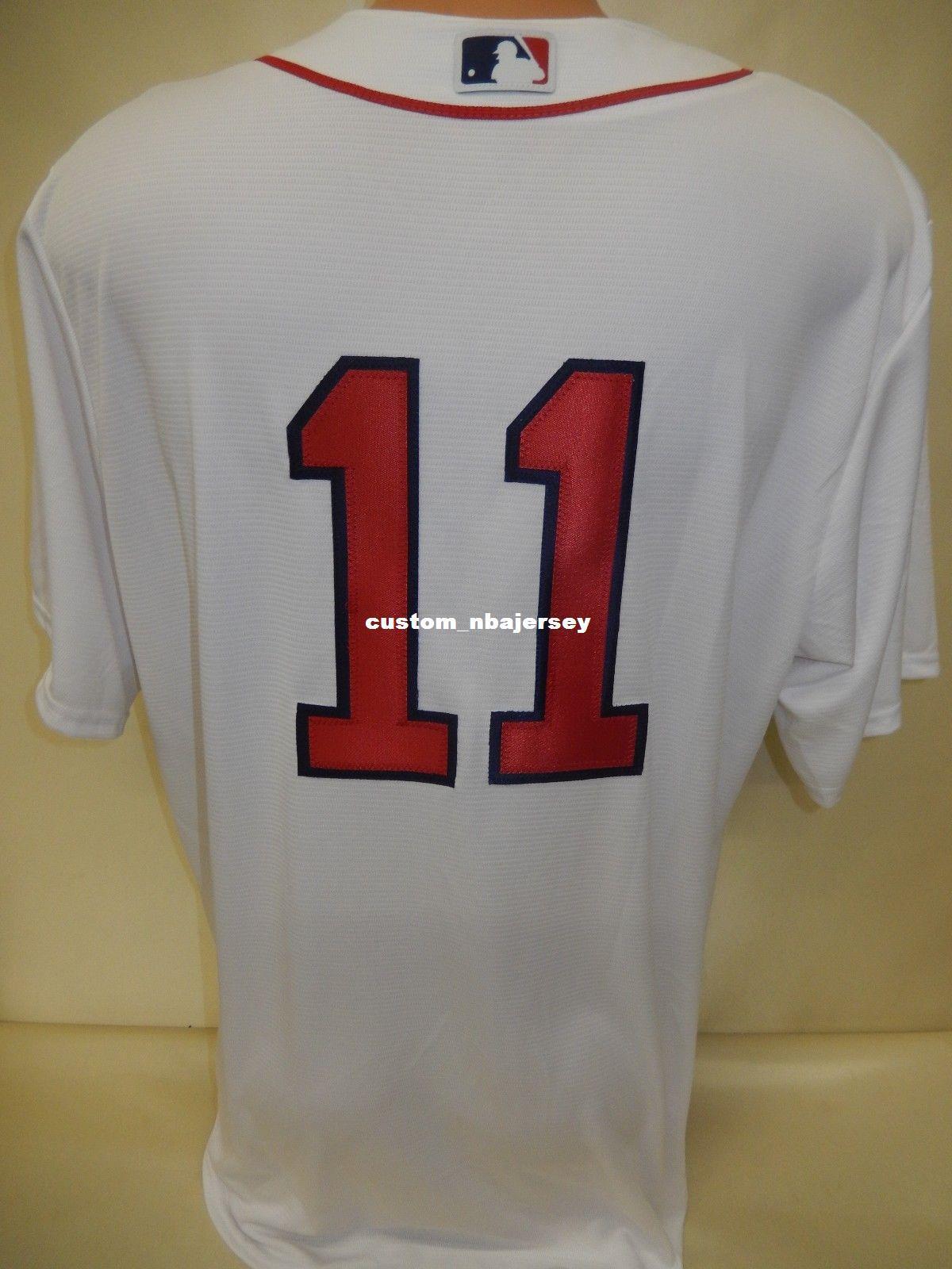 online store 17c41 1f12d Cheap custom RAFAEL DEVERS SEWN Cool Base Baseball Jersey WHITE Stitched  Customize any name number MEN WOMEN BASEBALL JERSEY XS-5XL