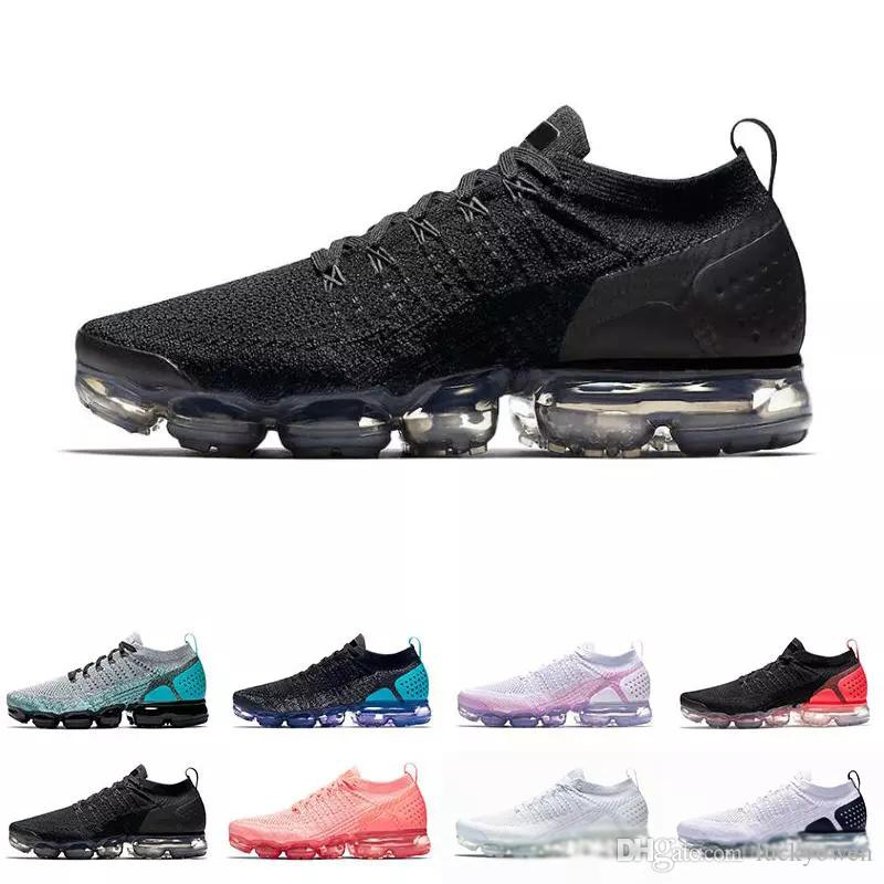 buy popular 41c7b a9125 Großhandel Nike Air Max Airmax Vapormax News Arrival 2.0 Dragon Ball Z Fly  Laufschuhe Mode Gemeinsam Designer Outdoor Trainer Fliegende Strickwaren ...