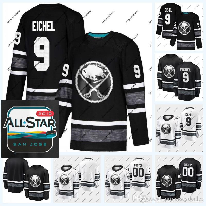 save off 87d7d 3fb9d 53 Jeff Skinner Buffalo Sabres 2019 All-Star Game Jersey Jack Eichel 26  Rasmus Dahlin 55 Rasmus Ristolainen 4 Zach Bogosian 40 Carter Hutton