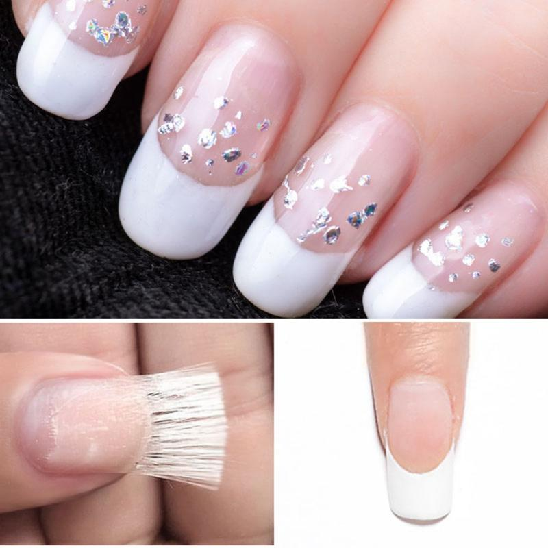 New Nail Shop Dedicated Fiber Phototherapy Glue Extended Repair ...