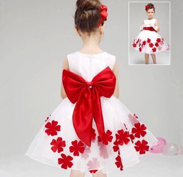 2019 Sommer Neue Kinder Rock Mädchen Kleid Chinesischen Wind Bestickte Prinzessin Kleid Schwalbenschwanz Rock Kinder Kleid Weddings & Events