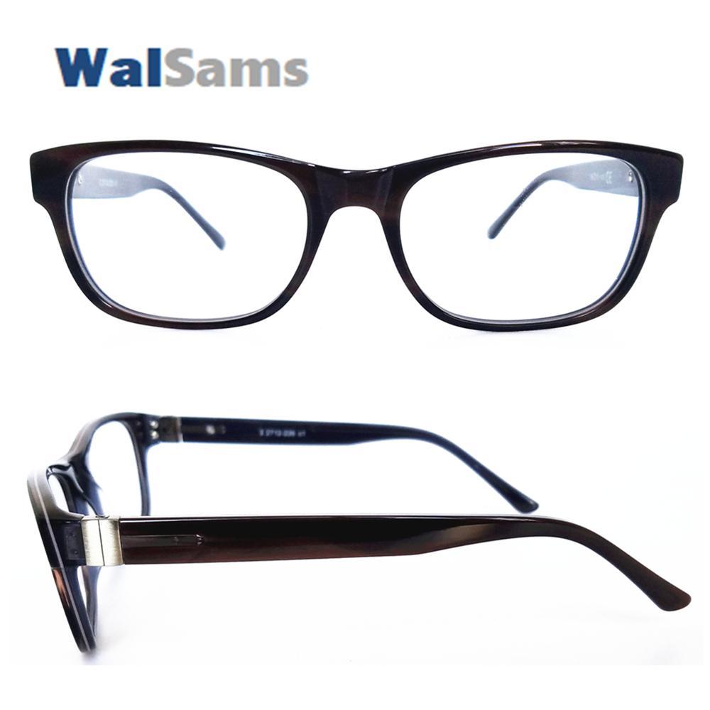d0dd7e055ba Big Size Eyeglasses Frame Man Women Acetate Handmade Flex Can Fix ...