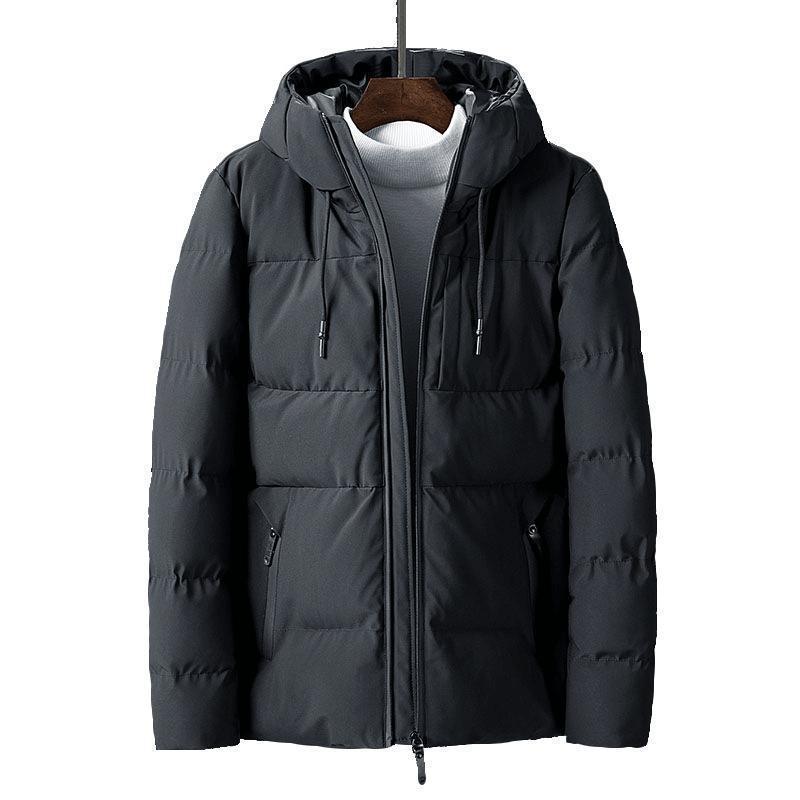Acquista Giacche Pop Cappotti Uomini Pop Vendita Qualità Autunno Inverno  Caldo Outwear Marchio Slim Mens Giacche Casual Giacche A Vento Uomo A   52.28 Dal ... 4a2b360f050