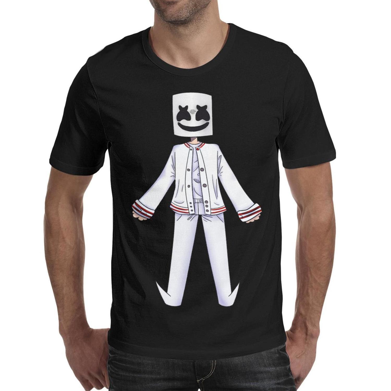 Acheter Marshmello Dessin Logo T Shirt Homme