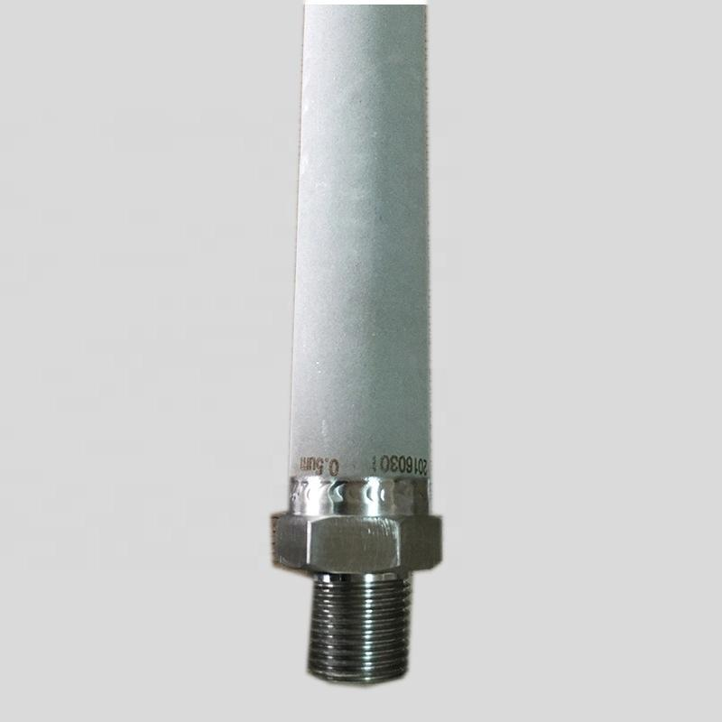 2mm Thickness Porous Titanium Sintered Sheet High Quality Sintered Porous  Disc Filter in china hot sale