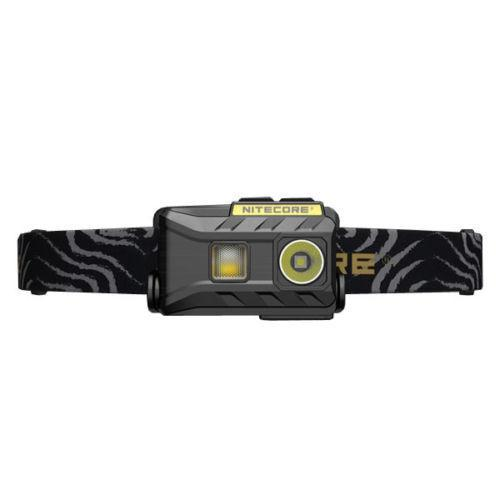 NITECORE NU25 360 Lumen White, Red, High CRI LED Rechargeable Headlamp