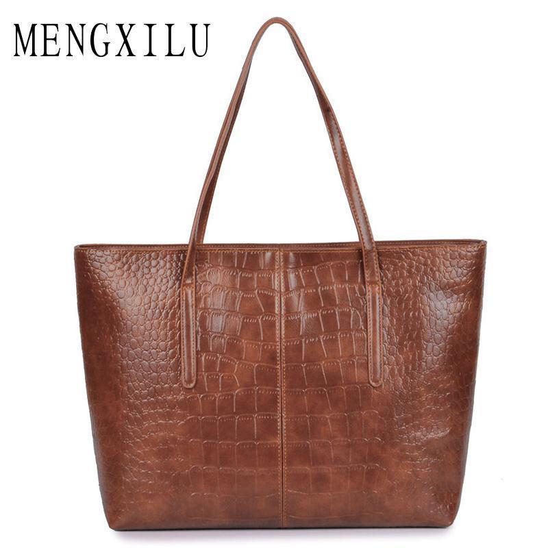 52acba9a2da5e High Quality PU Leather Shoulder Bags Fashion Stone Women Handbag Lady Casual  Tote Bag Large Capacity Bag For Women Nice Pop Crossbody Purses Ladies Purse  ...