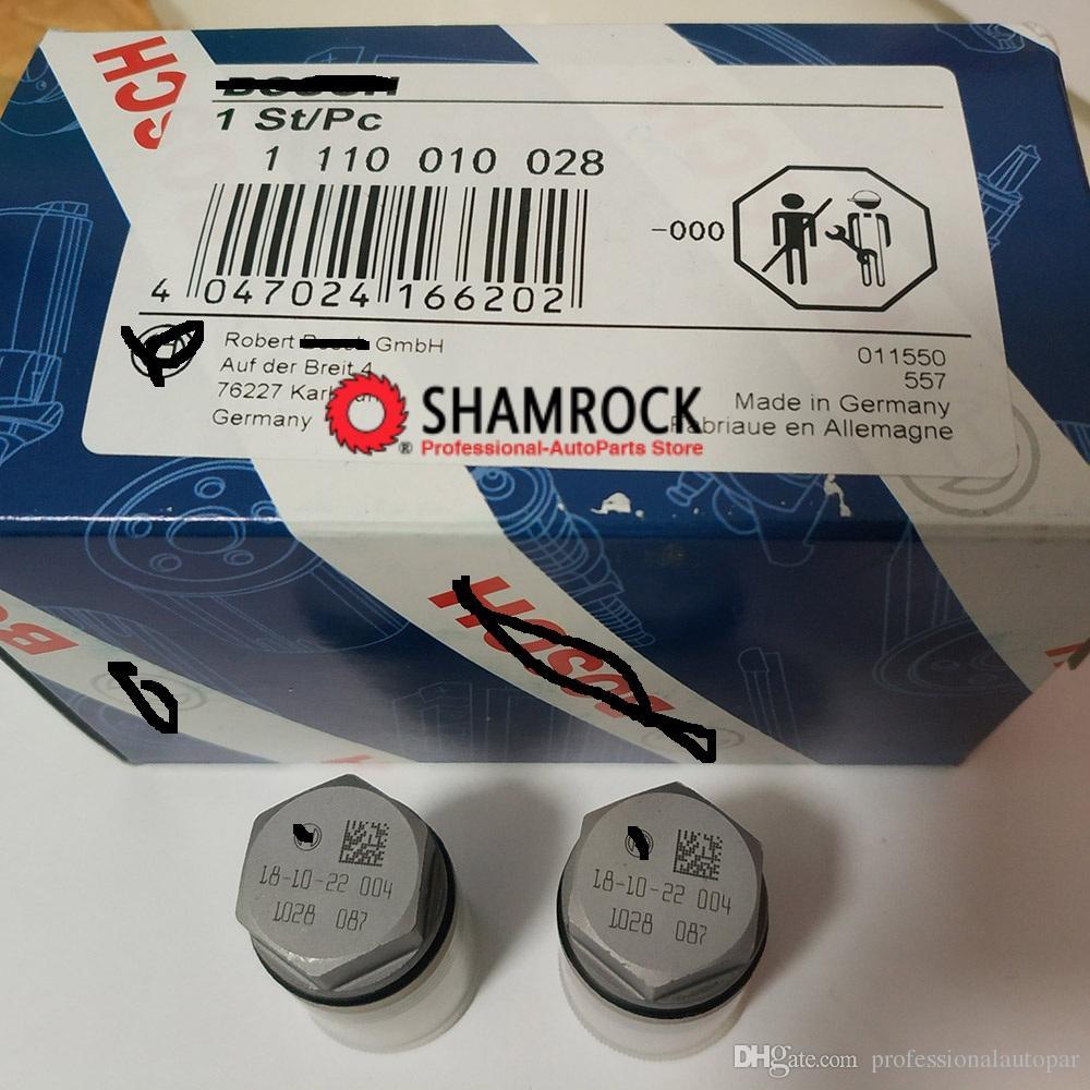Original Fuel Rail Pressure Relief Limiter Valve OEM  1110010028/1110010018/1110010015 F NNISSAN PATROL HHONDA FFORD RANGER  MMAZDA CIVIC KKIA