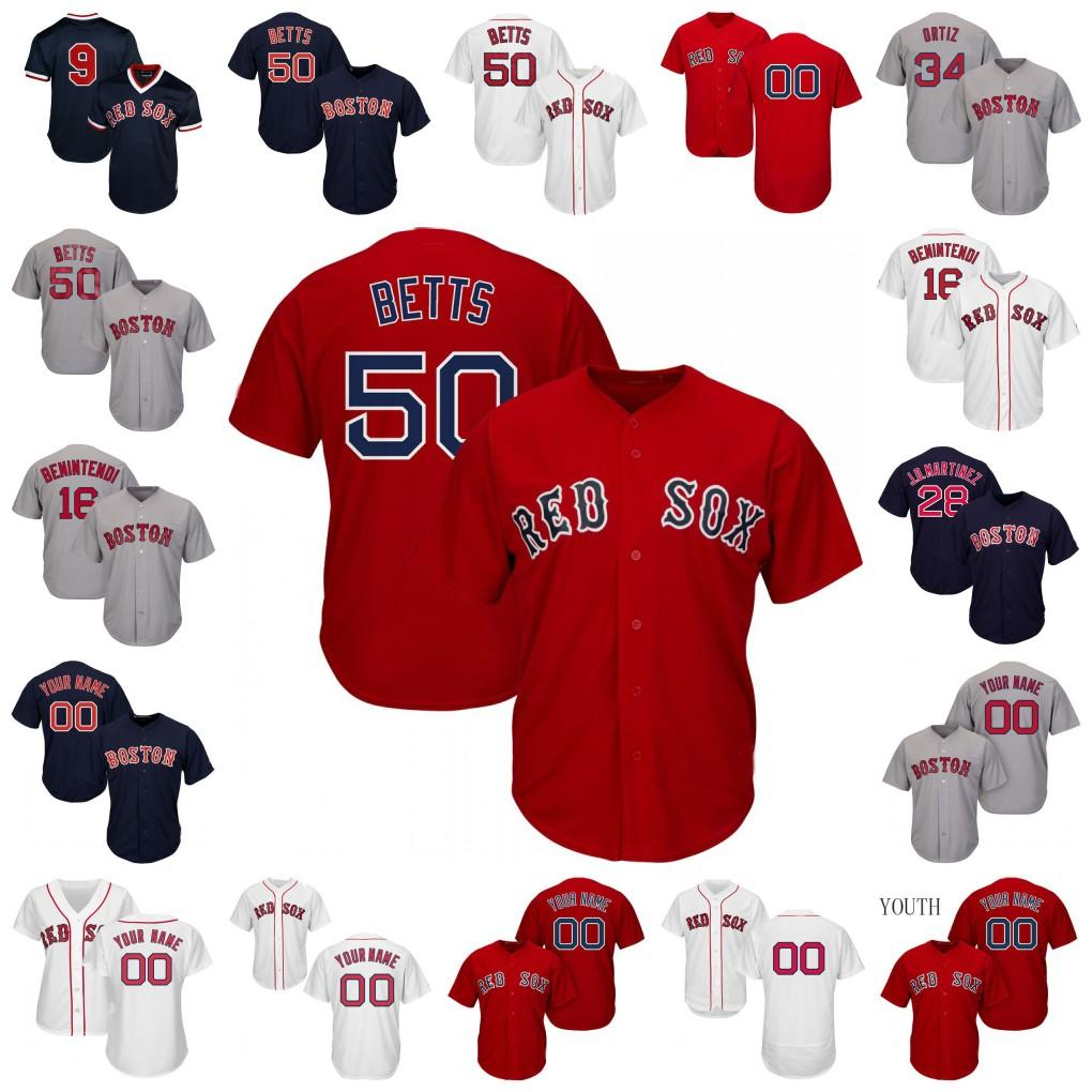 separation shoes 53596 b634c Red Sox Jersey Mookie Betts Nathan Eovaldi Boston Chris Sale Xander  Bogaerts Andrew Benintendi J.D. Martinez David Price Ortiz Ted Williams